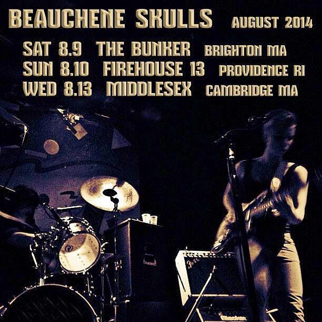 August Show Dates!