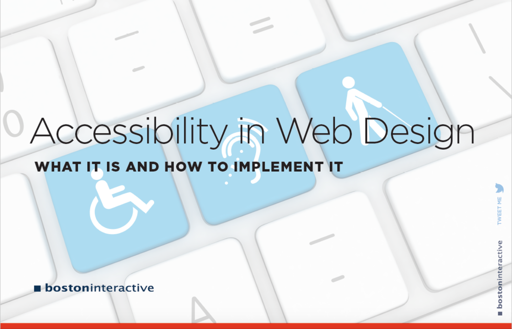 Accessibility In Web Design Jess Holt Carr