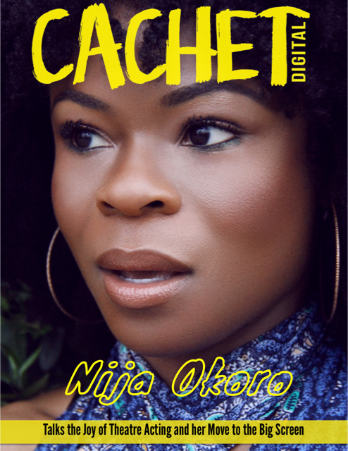 Nija's Feature Interview with Cachet Digital Magazine -