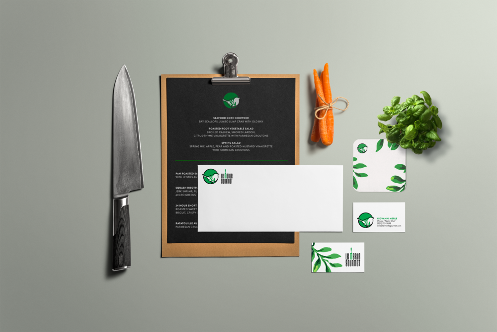 Visual Identity Package - Put your passion on display