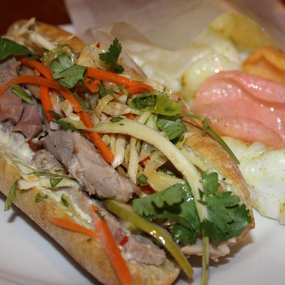 Sandwich Lab #6