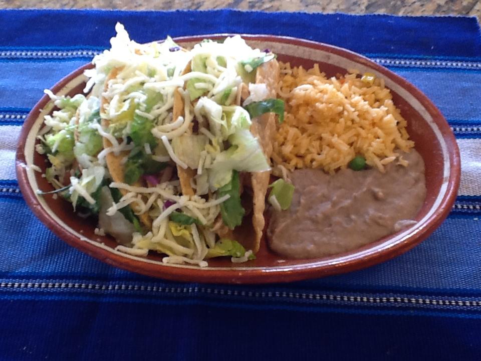 Hard Tacos