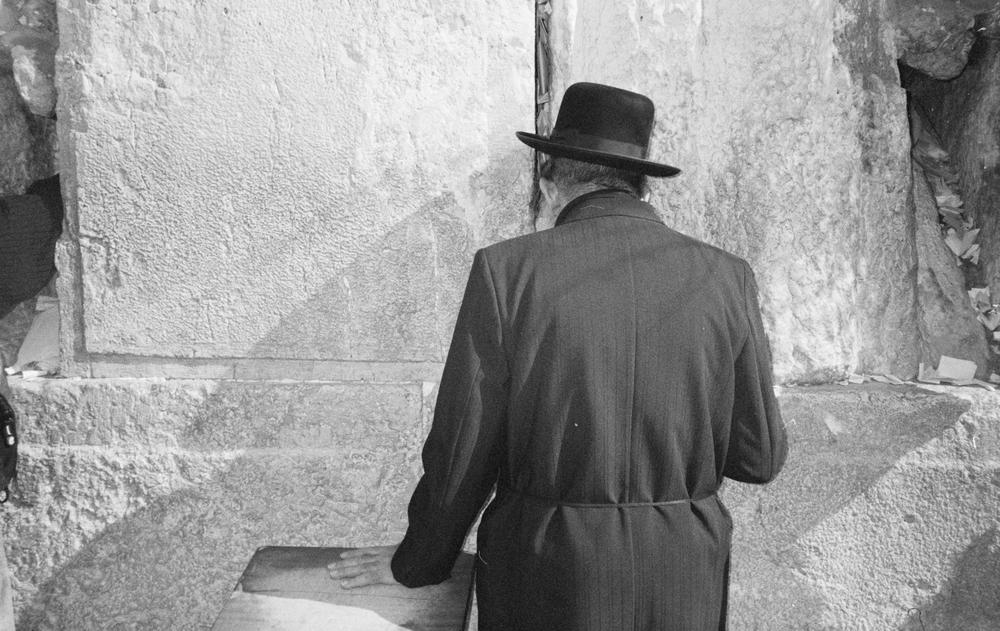 Western Wall, Jerusalem, 2013
