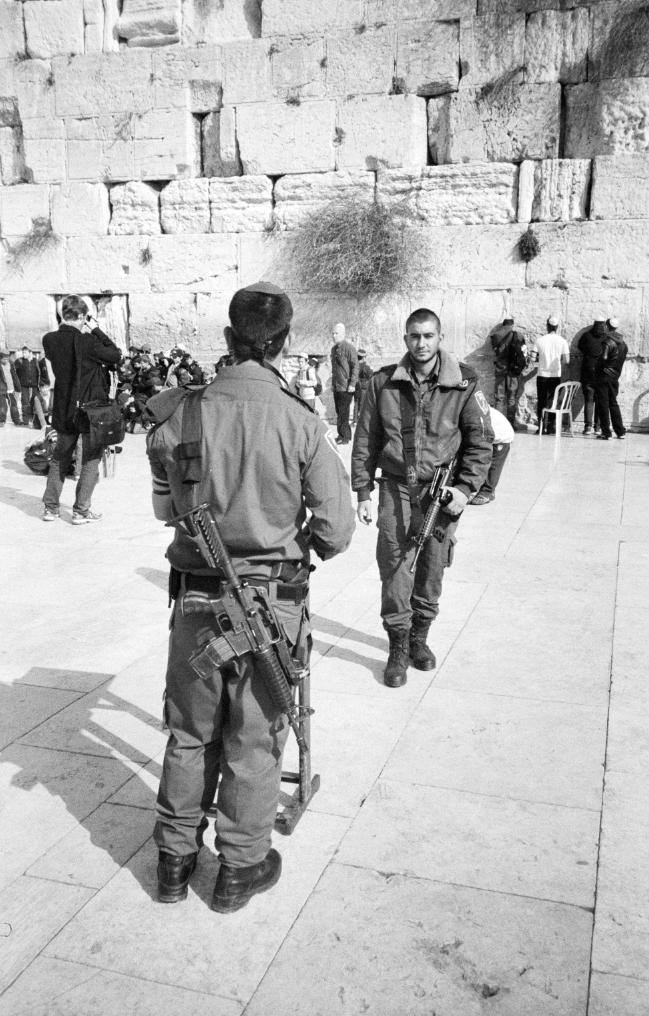 Western Wall, Jerusalem, 2014