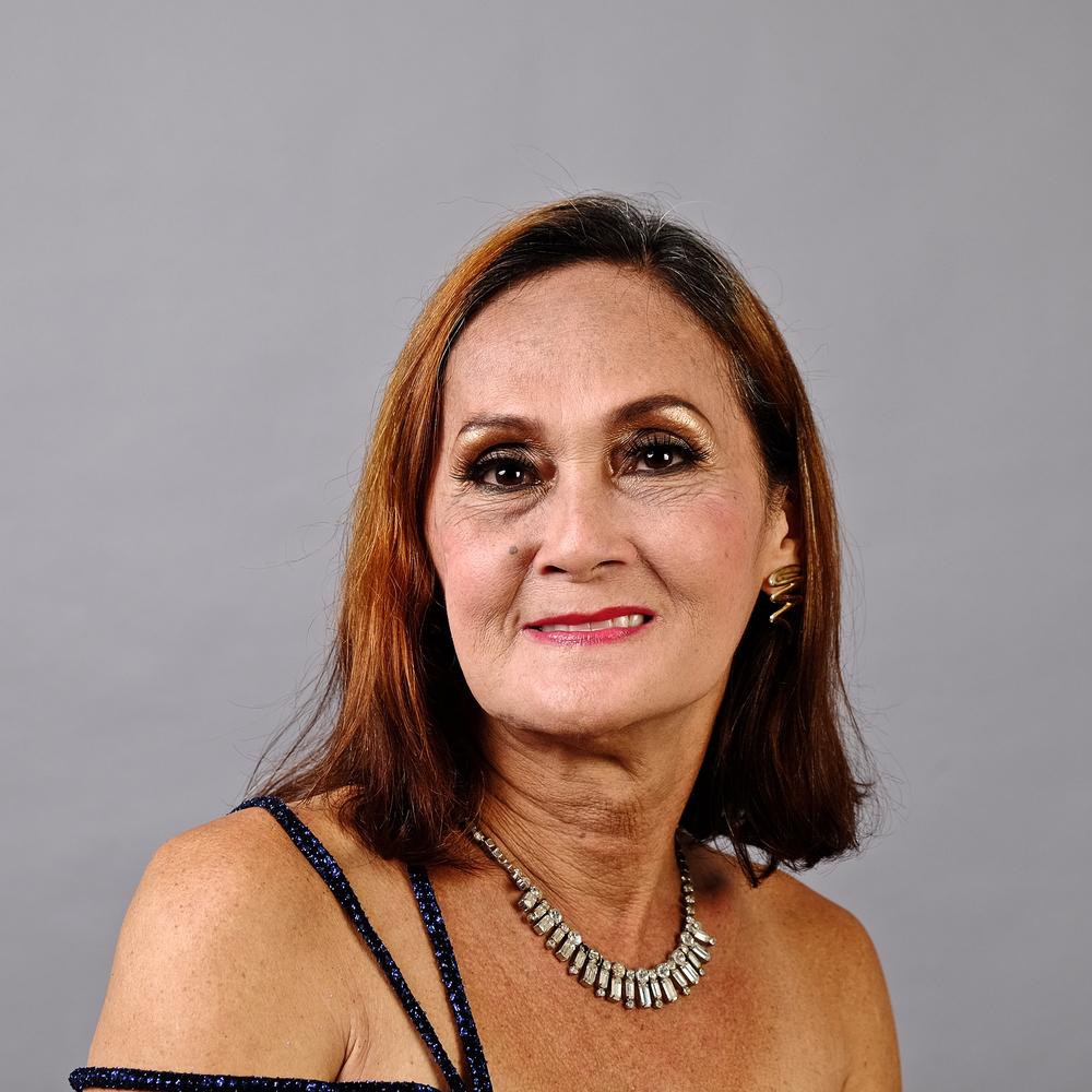 """Myla """"Evangeline Pascual"""" Montelibano  63 yrs. old"""