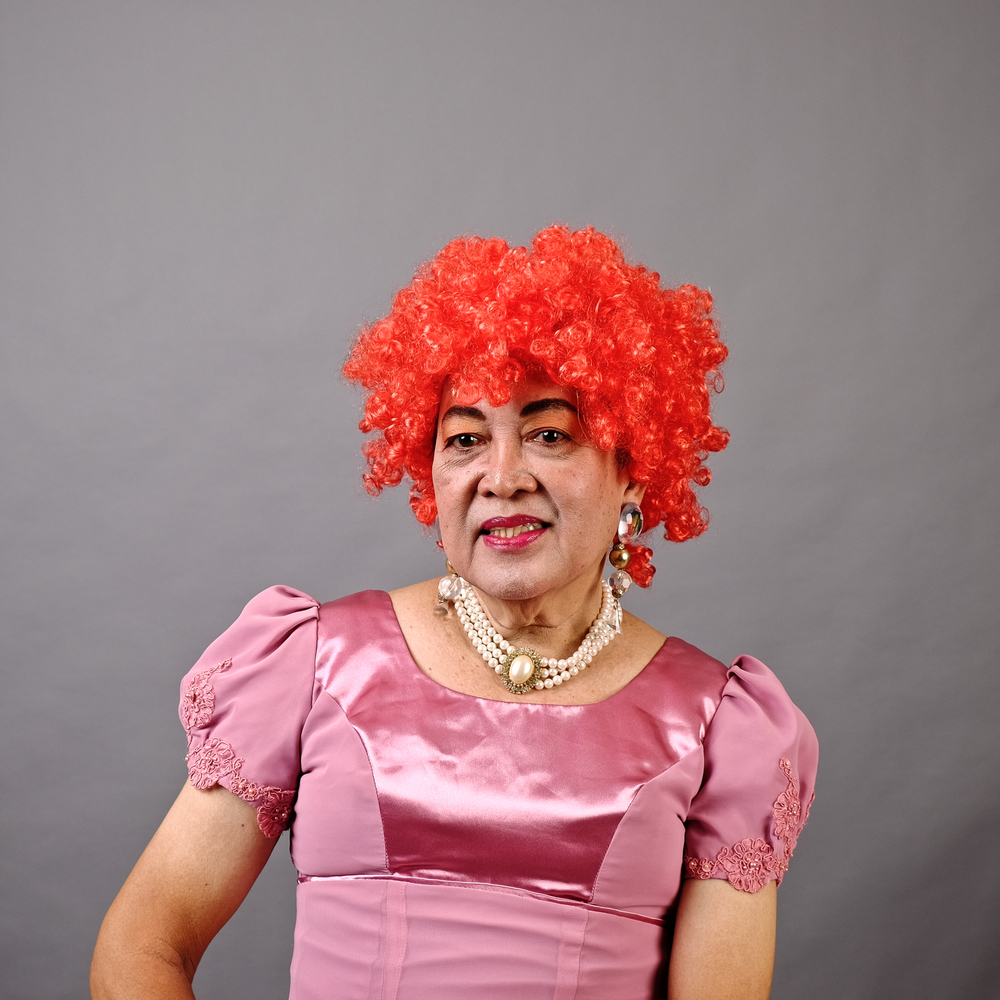 "Ramon ""Monique Dela Rue"" Busa  63 yrs. old"