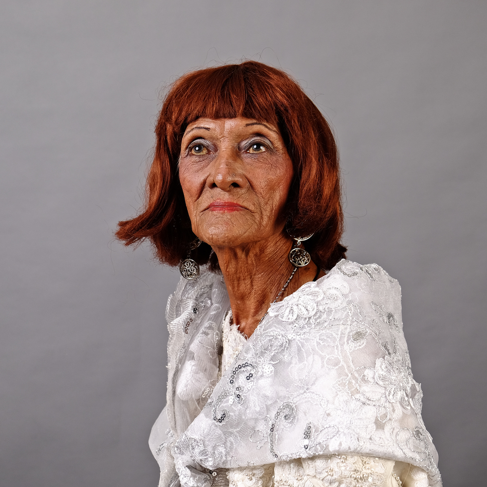 "Al ""Carmen Dela Rue"" Enriquez  73 yrs. old"