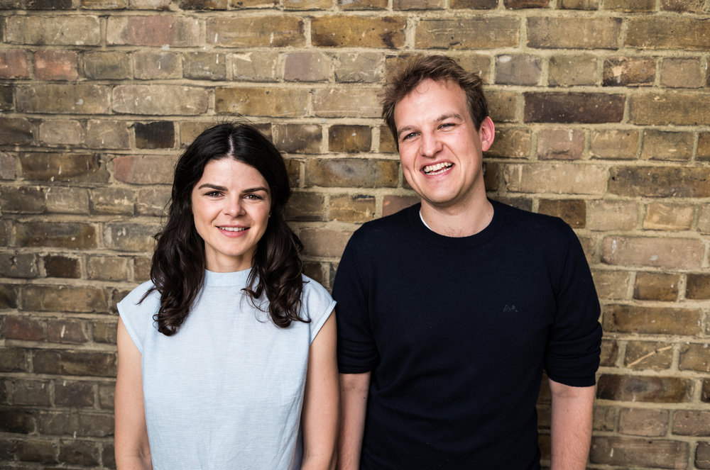 Backing the best founders at  series a   Alice Bentinck and Matt Clifford, Entrepreneur First
