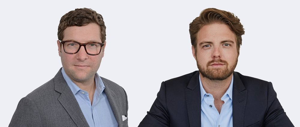 Backing the best founders at  series a   Nicolas Cary and Peter Smith, Blockchain