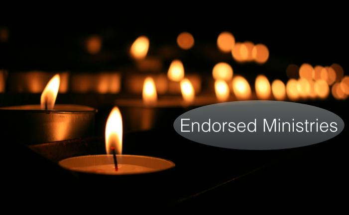 ENDORSED MINISTRIES