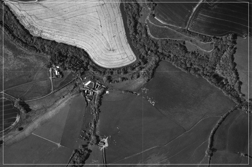 Site Plan in Dartmoor