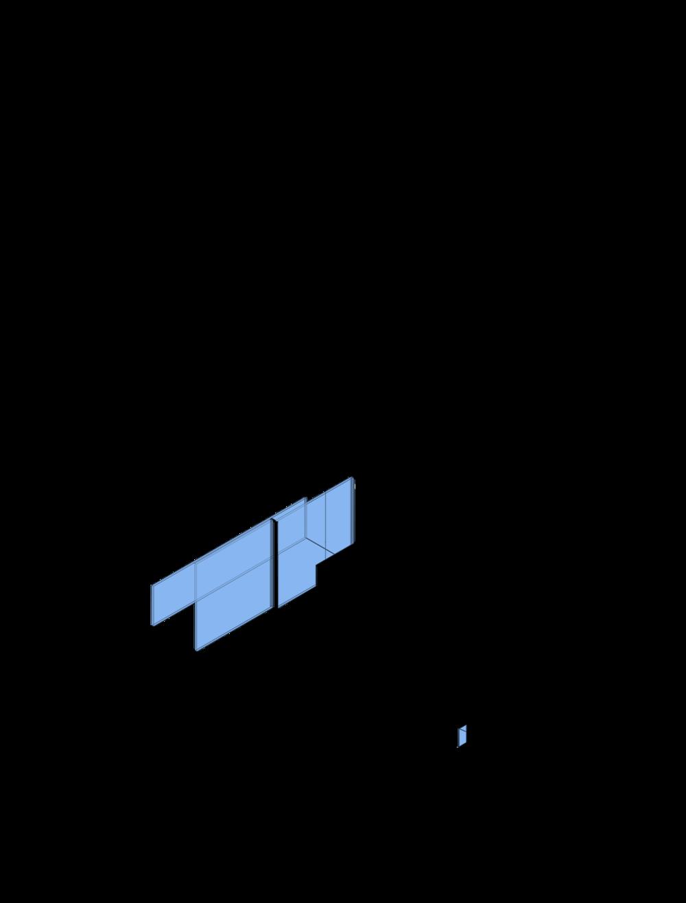 4. Apartment Isometrics
