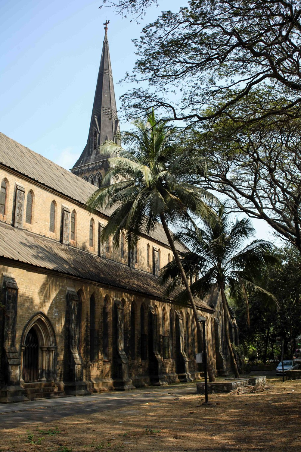 The Afghan Church in Mumbai