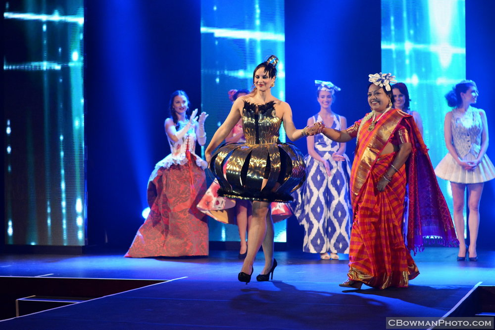 All Wallpaper Fashion Show for Asian Paints Incentive