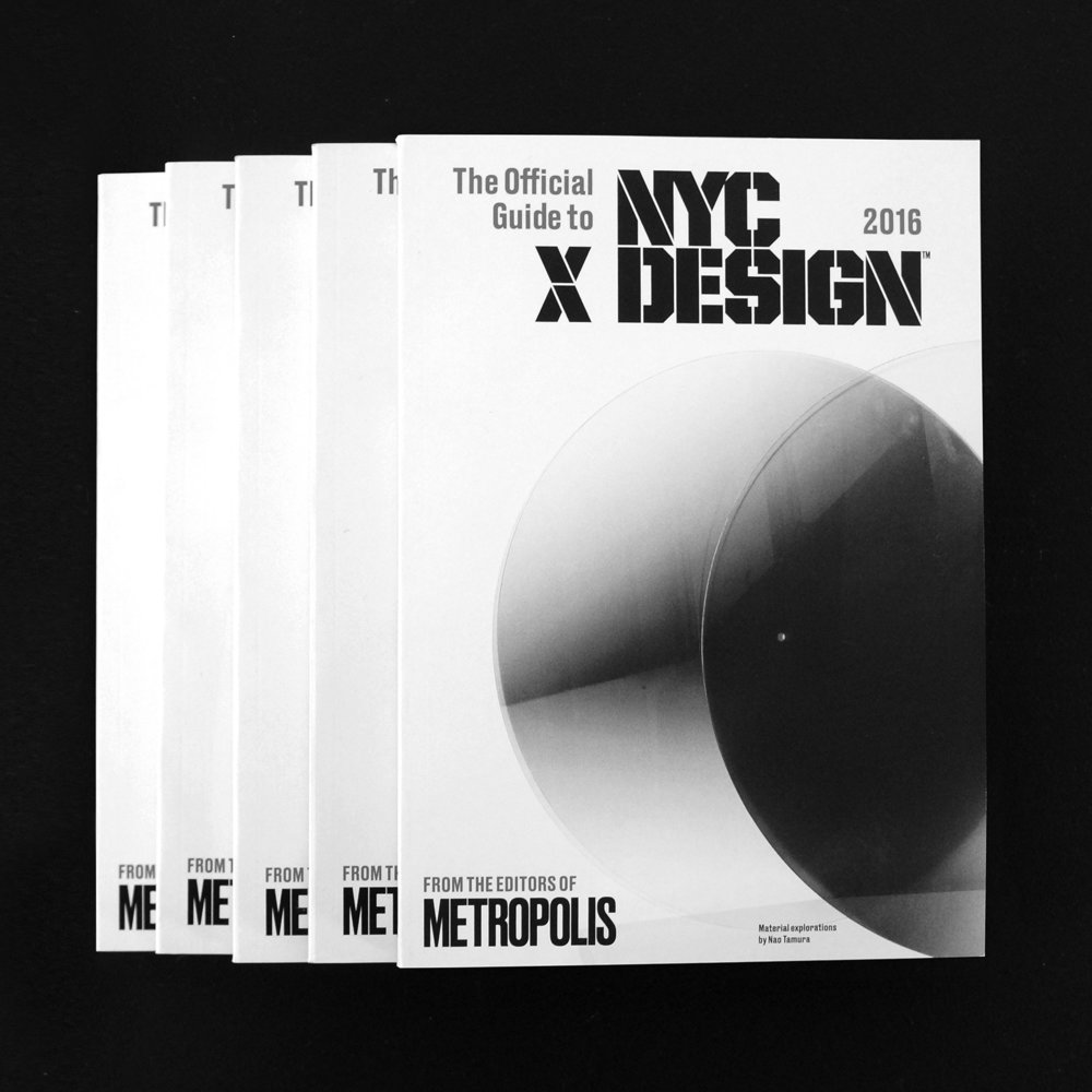 NYCxDESIGN Guide  and  Chicago Design Guide      The annual guides to NYCxDESIGN and Chicago's NeoCon serve as a compass to design events and shows around the two cities, highlighting notable installations, exhibitions, openings.