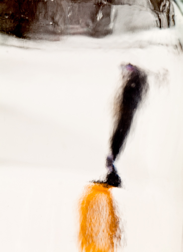 "Snowboarder    2017, 34"" X 23"", Pigment Print"