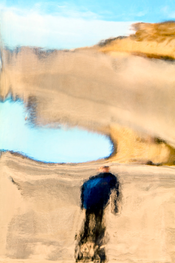 "Waverly at Aquinnah #2    2017, 43"" X 28.6"", Pigment Print"