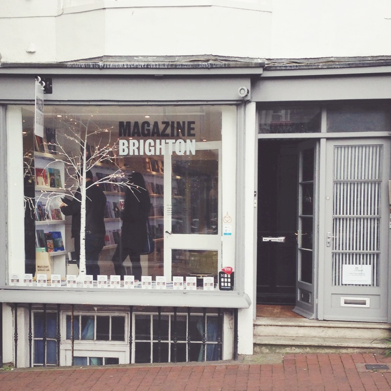 Brightonmagazineshop