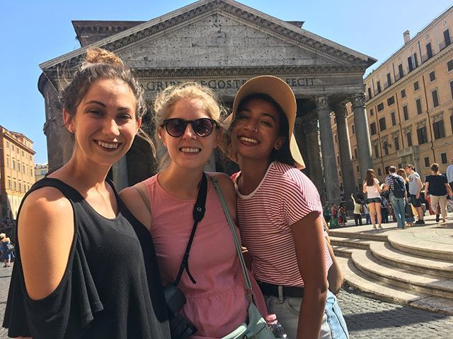 My heart is bursting. After Summer Mission in Slovenia ended, we made a jaunt down to Italy to see our friend, Tiffany, who serves in Rome. My FRIENDS!!! 🇮🇹 💗💗😭😍👩🏼💁🏽👸🏻🤷🏼♂️😍💗💗💗🇮🇹