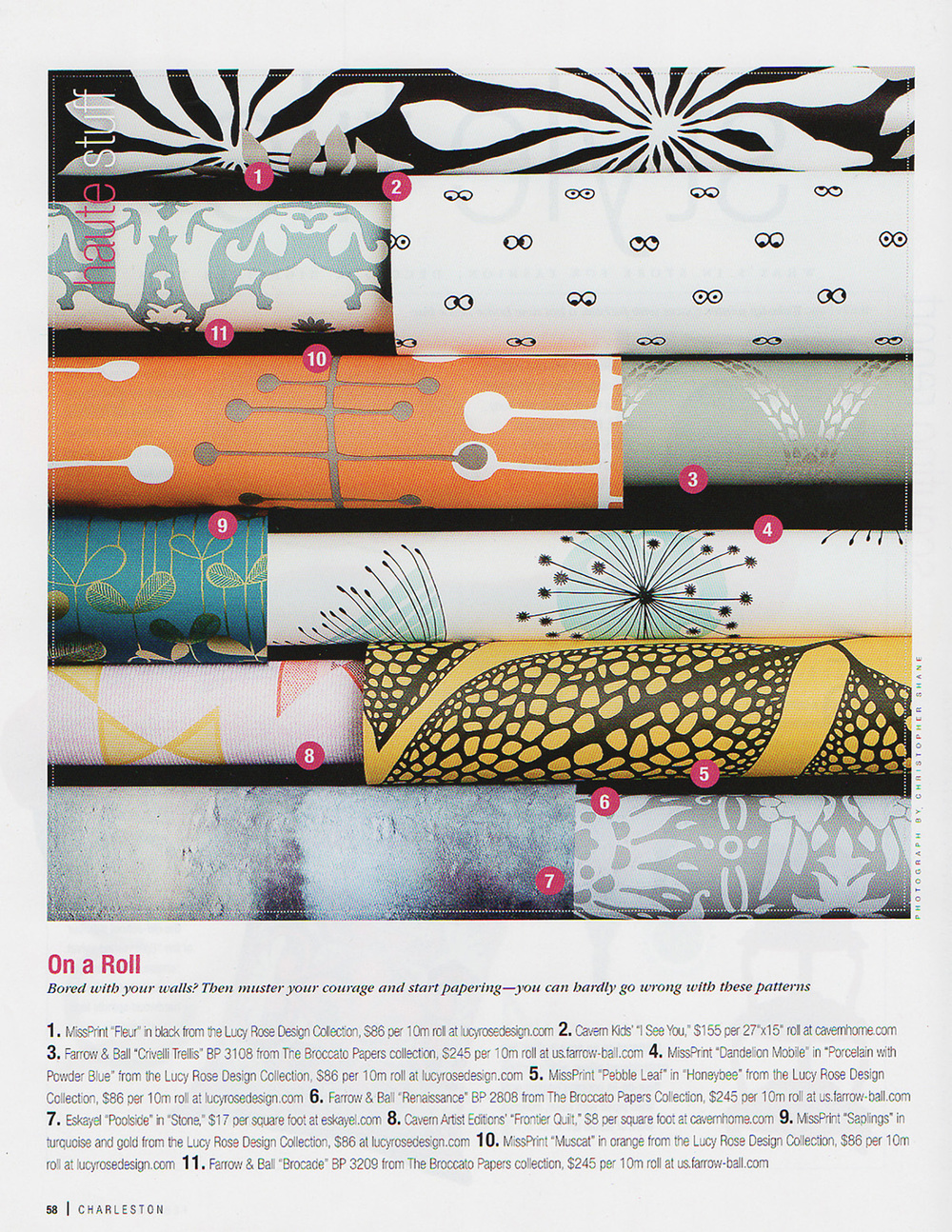 Charleston Magazine February 2012