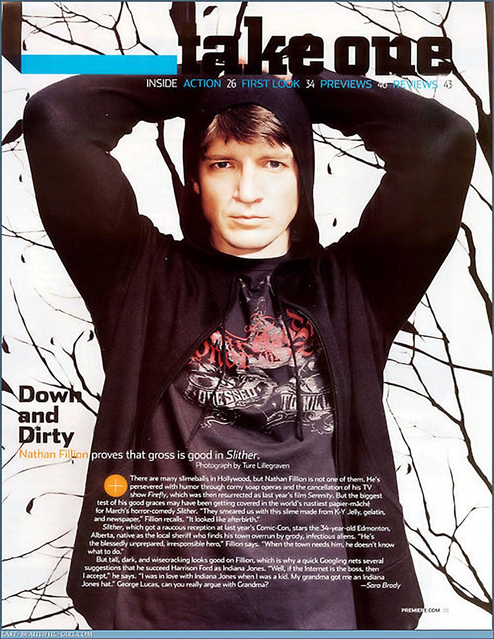 Premiere Magazine March 2006
