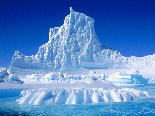 Untouched Antarctica