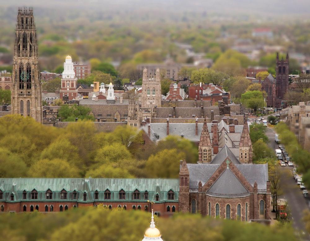 May: Yale University