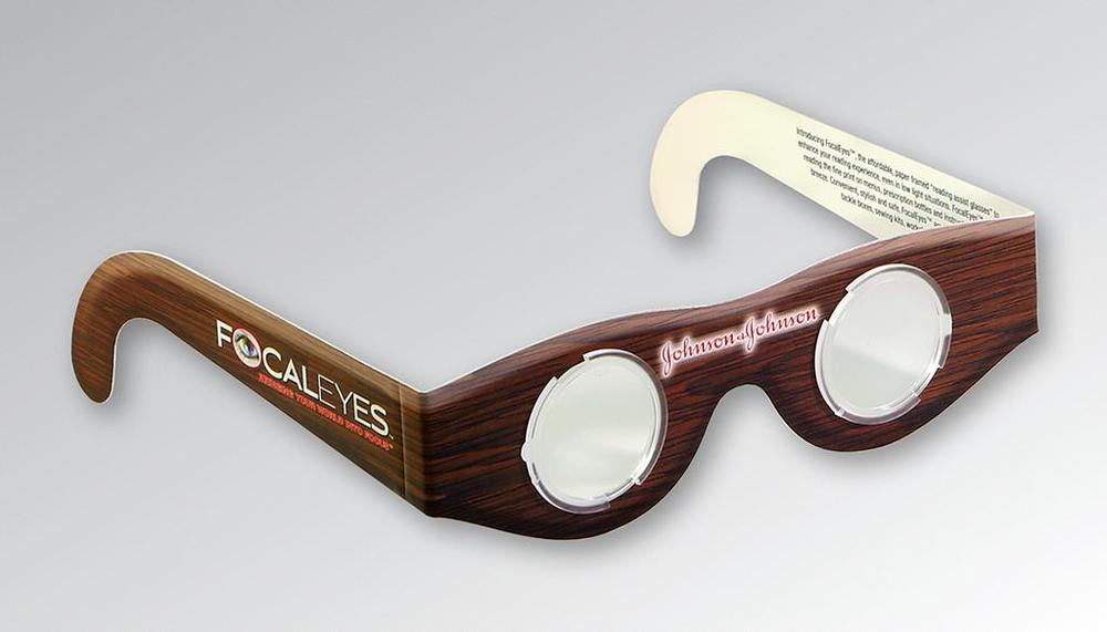 FocalEyes® Readers