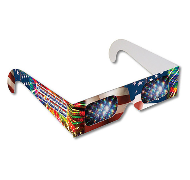 American Flag - Fireworks Glasses® - 2 Shop Here
