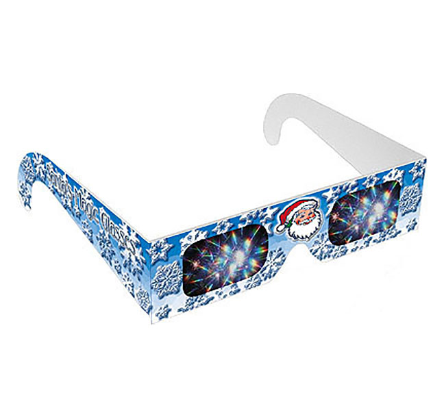 Santa's Magic Rainbow Glasses® Shop Here