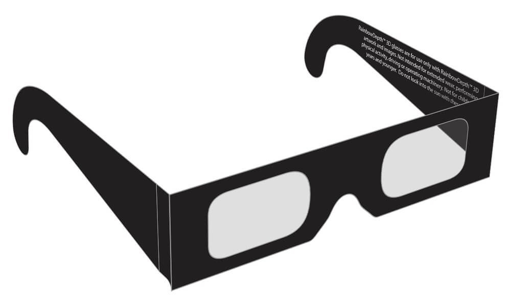 2eb6b7fd0a4f Buy RainbowDepth™ 3D Glasses. Shop Here