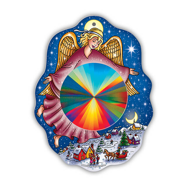 Rainbow angel Sun Catcher   Shop Here