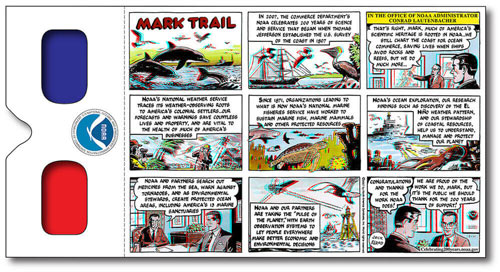 Mark Trail 3D Hand Out