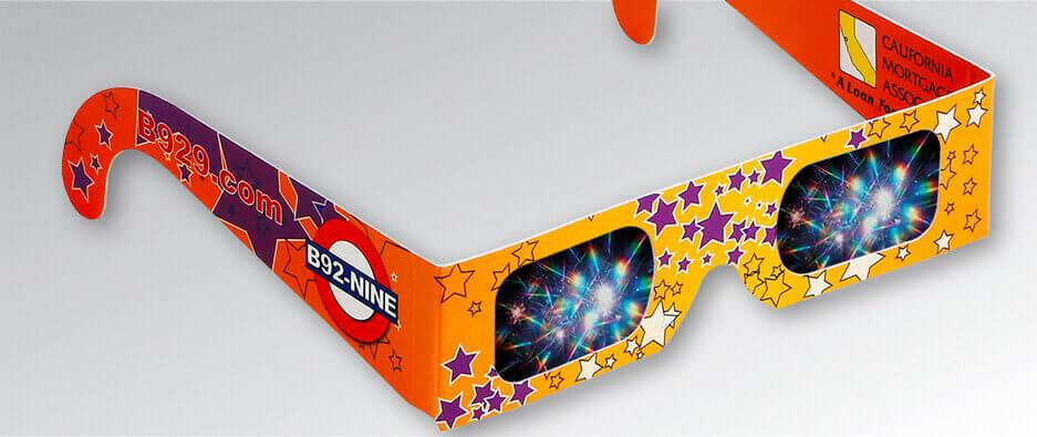 Fireworks Glasses® & Rainbow Glasses®