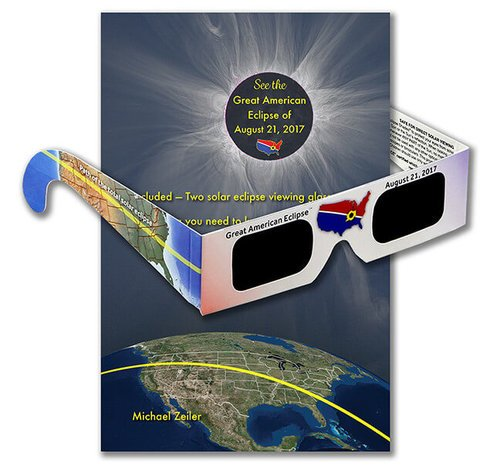The Great American Eclipse Book 10105  Shop Here