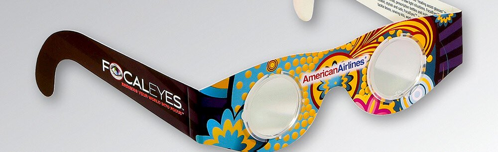 39240ee171a5 Magnifying Reading Glasses — Rainbow Symphony
