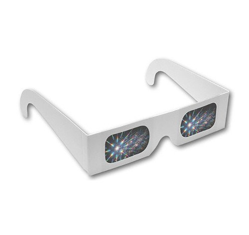 Diffraction Grating Glasses Shop Here