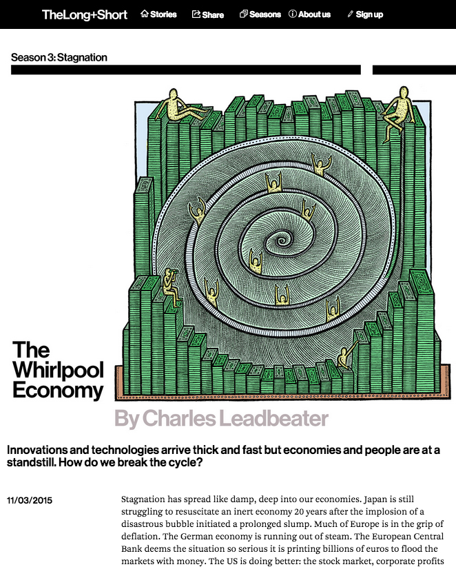 'ECONOMIC WHIRLPOOL'