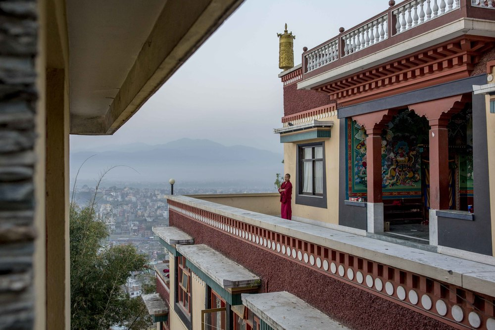 Kopan Monastery, Kathmandu Valley