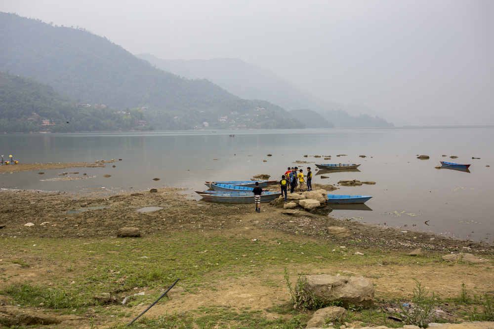 Dreaming in Pokhara