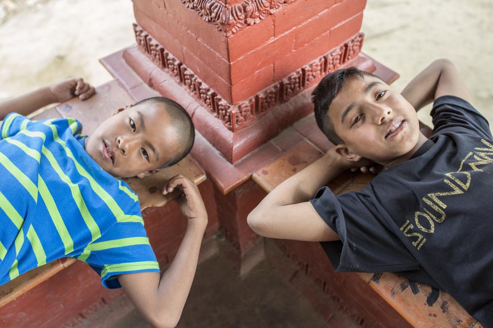 Deepak and Sunam
