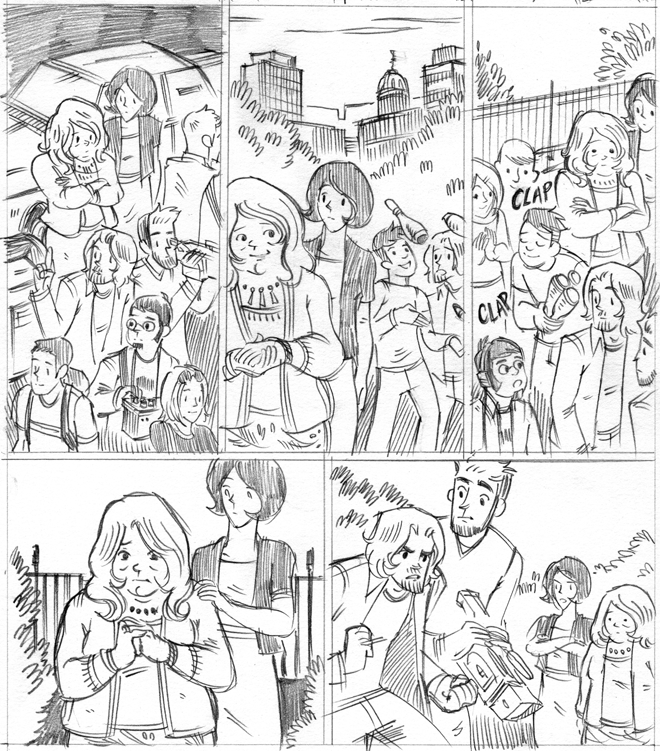 Page 27 Pencil Detail