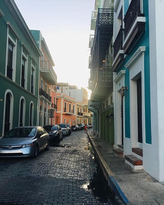 now, more than ever, I care less about numbers and more about expression and experiences  #oldsanjuan #travel #puertorico