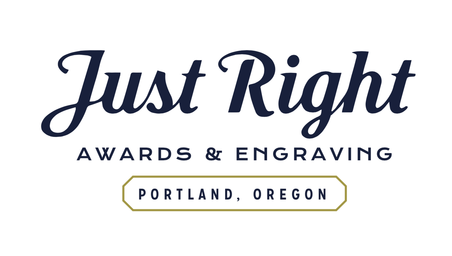Just Right Awards & Engraving