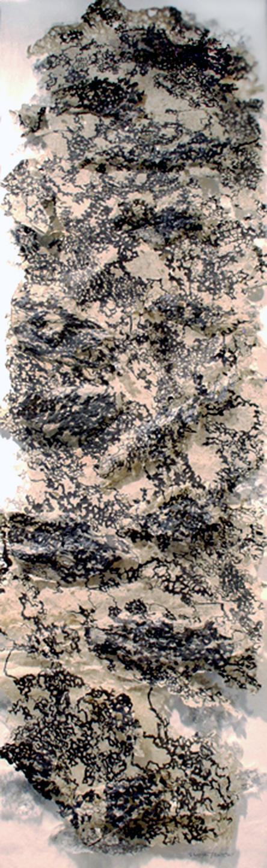 Lace Paper Sculpture Series