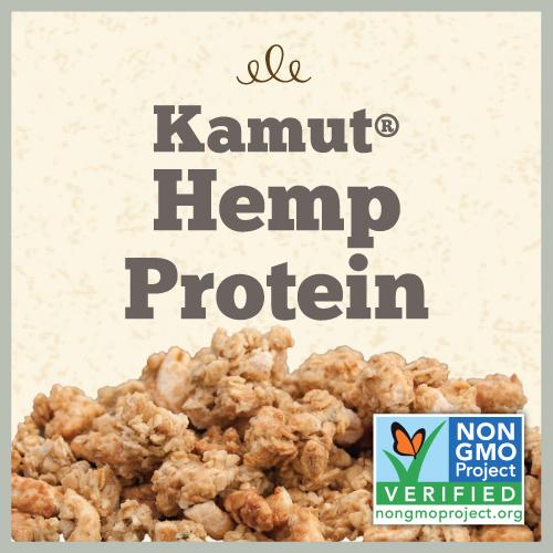 Kamut Hemp Protein
