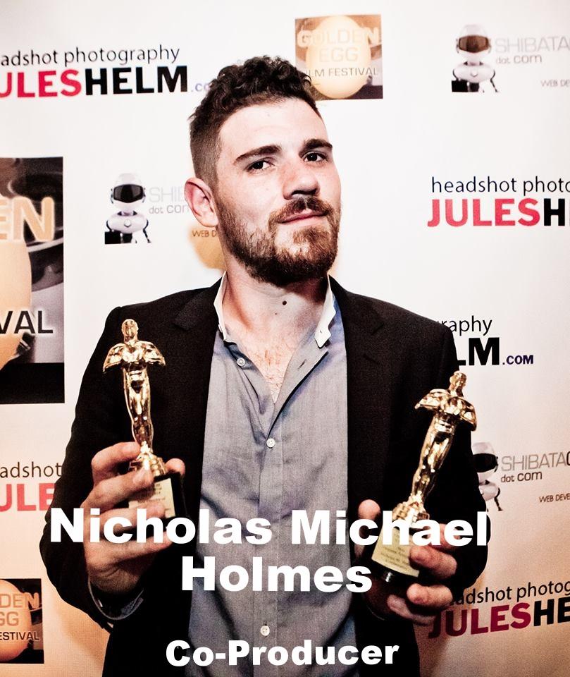 Nicholas Michael Holmes