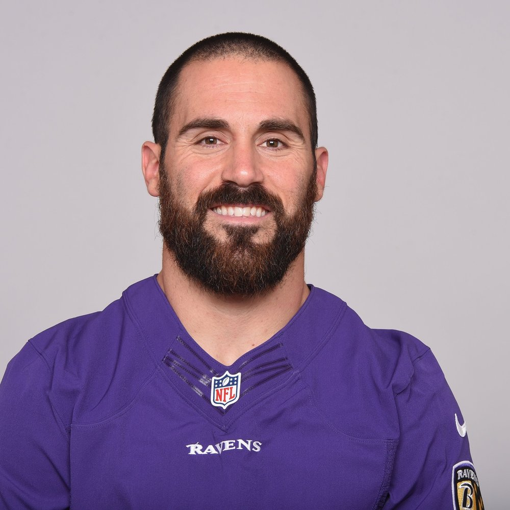 Eric Weddle  Safety, Baltimore Ravens