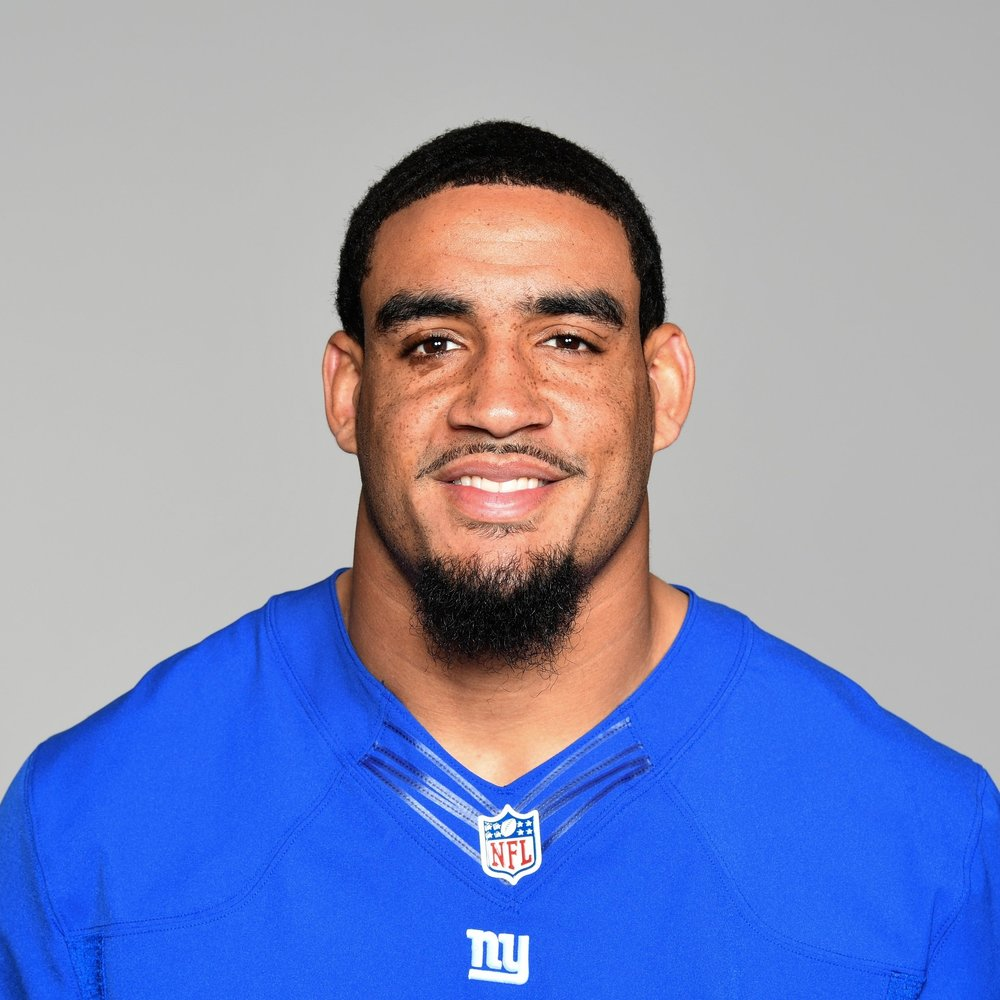 Olivier Vernon  Defensive End, New York Giants