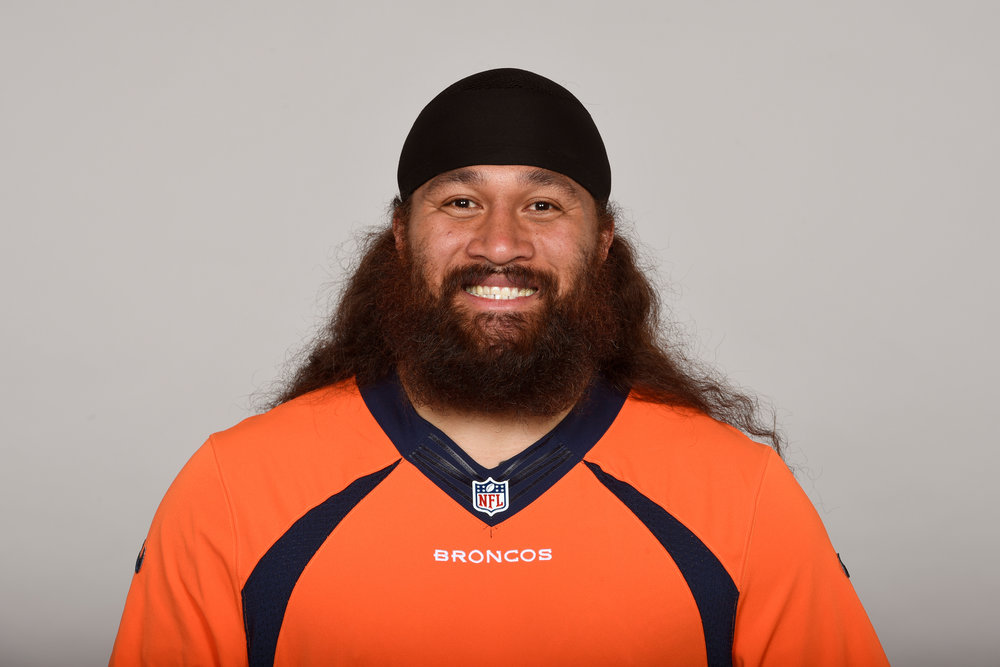 Domata Peko  Defensive Tackle, Denver Broncos